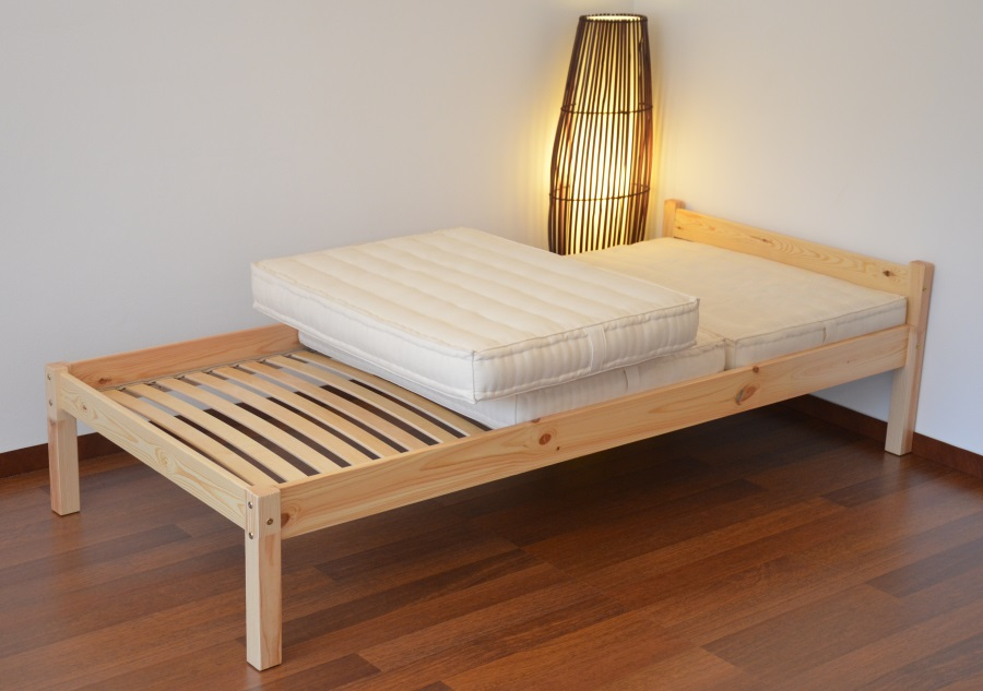 matratze 12 cm hoch tonnentaschenfederkern matratze traumecht tfk traumecht 16 cm hoch 400. Black Bedroom Furniture Sets. Home Design Ideas